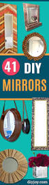 Do It Yourself Home Decor Projects by 270 Best Mirror Crafts Images On Pinterest Diy Mirror Mirror