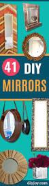 270 best mirror crafts images on pinterest diy mirror mirror