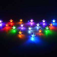 led earrings led multi color earrings apollobox