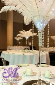 ostrich feather centerpieces get 20 ostrich feather centerpieces ideas on without
