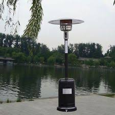 Free Standing Patio Heater Gas Patio Heaters Ebay