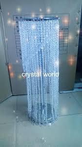 Vase Lights Wholesale 11metal Sliver Tall Wedding Flower Vase U0026stand Elegant Wedding