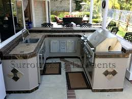 outdoor island kitchen how to build an outdoor kitchen island steel stud outdoor kitchen