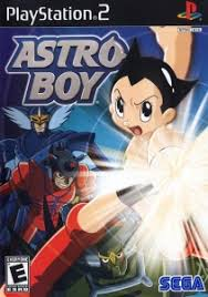 astro boy 2004 video game