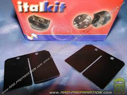 Slats Italkit Competition Valves For Motorcycle Honda Mbx Mtx And