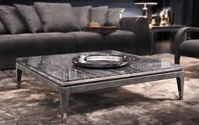 Traditional Coffee Table Wooden Square Master Los Angeles