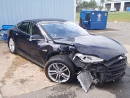 totaled for sale think before buying a salvaged tesla model s