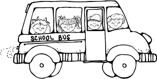 extremely creative bus safety coloring pages bus safety