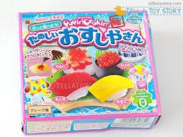 kracie popin u0027 cookin u0027 sushi candy noob cook reviews
