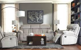 signature design by ashley stricklin contemporary reclining sofa