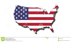 United States Map Outline united states map outline stock photos images u0026 pictures 174