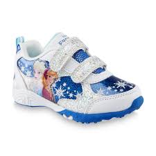 disney store frozen elsa light up shoes disney s frozen white blue sparkle athletic shoe