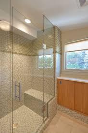 pretty modern bathroom recessed lighting shower design decorations