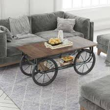 Distressed Coffee Tables by Yosemite Home Decor Accent Tables Living Room Furniture The