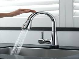 kitchen touch faucets touch kitchen faucet delta songwriting co