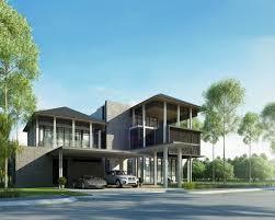 yangoon typea option1 final 140926 1 4 malaysia modern villas