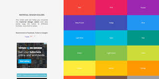 color combo generator 10 best material design color palette generators code geekz