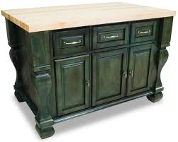 turquoise kitchen island kitchen islands and solid wood islands for kitchen