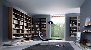 modern home library home library design home design ideas