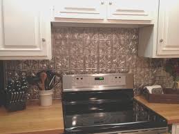 backsplash awesome tin backsplashes for kitchens interior