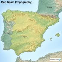 maps of spain stepmap maps for spain