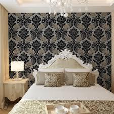 italian style wallpaper home decor modern plants papel de parede
