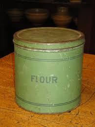 kitchen flour canisters 22 best vintage flour can images on flour canister