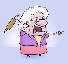 Grumpy Old Lady Meme - make meme with grumpy old lady clipart