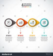 vector elements infographic template diagram graph stock vector vector elements for infographic template for diagram graph presentation and chart business