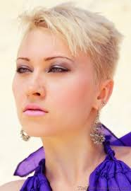 bald women haircuts women s ultra short hairstyles lovely 15 famous women who shaved
