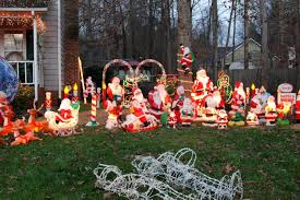 charming decoration blow mold christmas yard decorations the mass