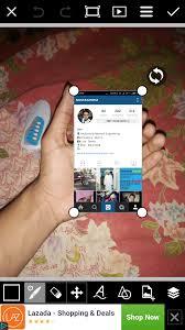 tutorial membuat instagram in my hand trik edit foto instagram in my hand di android sekilas info