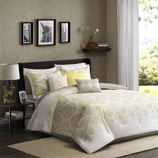 Home Essence Comforter Set Amazon Com Madison Park Libreto 7 Piece Comforter Set King