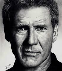 photorealistic celebrity pencil drawings