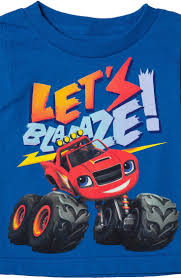 monster truck kids show let u0027s blaze and the monster machines t shirt from hit nick jr show