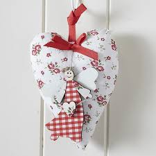Fabric Heart Decorations 41 Best My Hart Images On Pinterest Valentines Day Heart