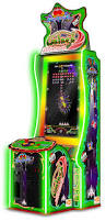 Galaga Arcade Cabinet Galaga Assault Primetime Amusements