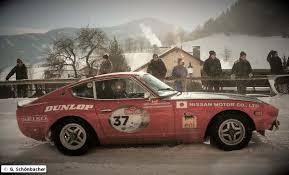 classic nissan z planai classic u2013 oldtimers in snow