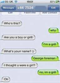 Trending Funny Text Messages To - 23 of the funniest and wittiest replies to wrong number text messages