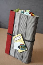 Handmade Scrapbook Albums 99 Best Cuadernos Images On Pinterest Mini Books Mini