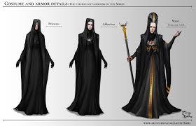 Church Halloween Costumes Artstation Conceptart Hierarchical Church Goddess