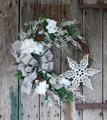 holiday and christmas wreaths etsy