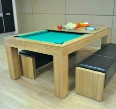 how to make a dinner table pool table diner pool dinner table combo tushargupta me