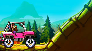 jeep cartoon offroad hill climb racing 2 forest 3660 meters on super jeep youtube