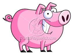 pig stock illustration royalty free pig clipart cartoon piggy