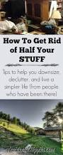 tips for downsizing how we got rid of half of our stuff accidental hippies