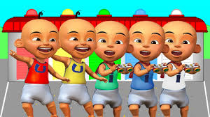 Upin Ipin Upin Ipin Learn Colors And Numbers For And Toddlers