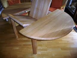 esszimmer h ngele esszimmer tisch rund oval holz fichte massiv geölt mit stühlen in