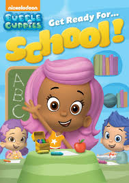 bubble guppies get ready for dvd