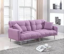 Sleeper Sofa Review Modern Plush Tufted Linen Best Prices Purple Sleeper Sofa Review